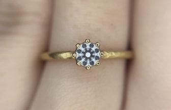 YUKA HOJOCapri、YUKA HOJO婚約指輪、