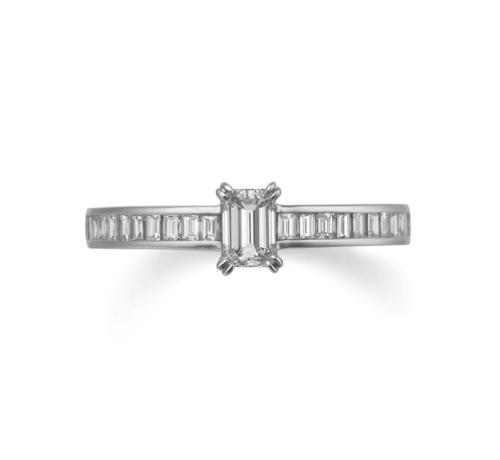 ORECCHIOオレッキオの婚約指輪でモナココレクションでSP3220Y