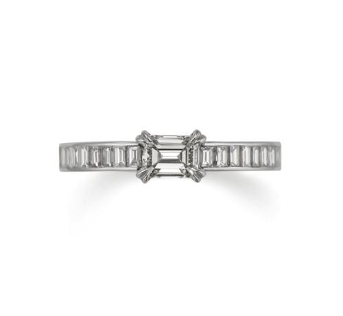 ORECCHIOオレッキオの婚約指輪でモナココレクションのSP3220X