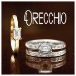 【南大阪・堺市】おしゃれな婚約指輪でサプライズプロポーズORECCHIOHIOオレッキオ