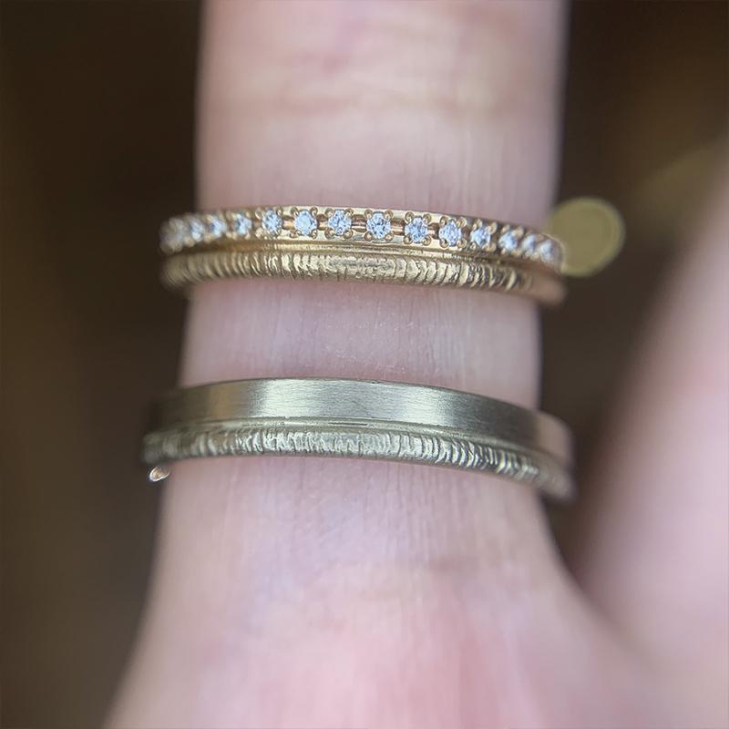 YUKA HOJOPath、YUKA HOJO婚約指輪、