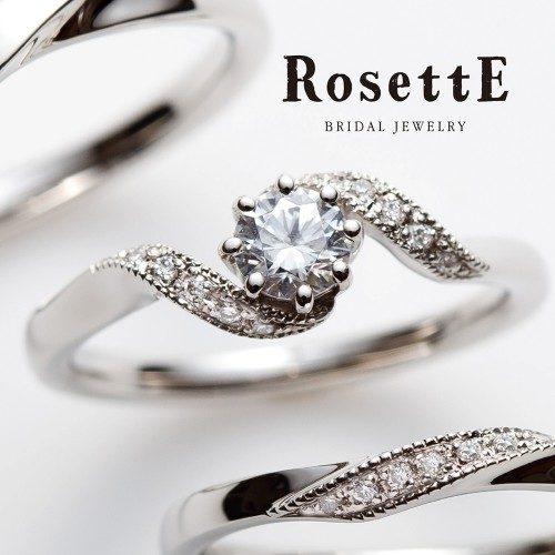 RosettEロゼットの婚約指輪で泉