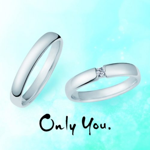 Onlyyouオンリーユーの結婚指輪でQDDOY20/200