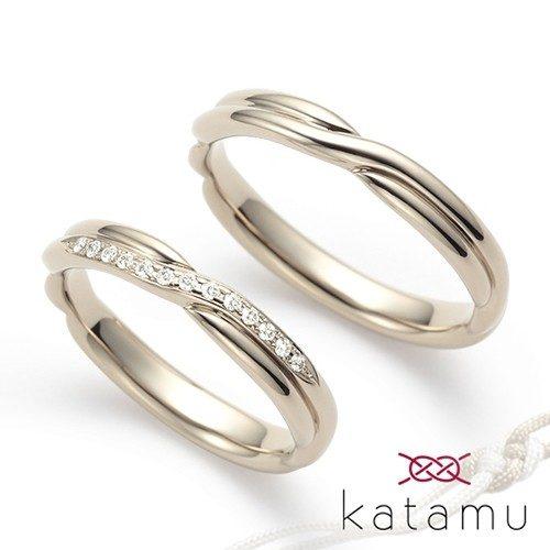 Katamuカタムの結婚指輪で縁