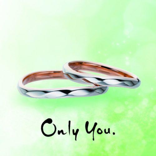 Onlyyouオンリーユーの結婚指輪でMCPOY35