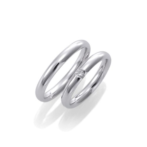 FISCHERの結婚指輪で234シリーズ