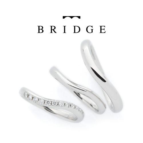 ブリッジの結婚指輪でつむぎ
