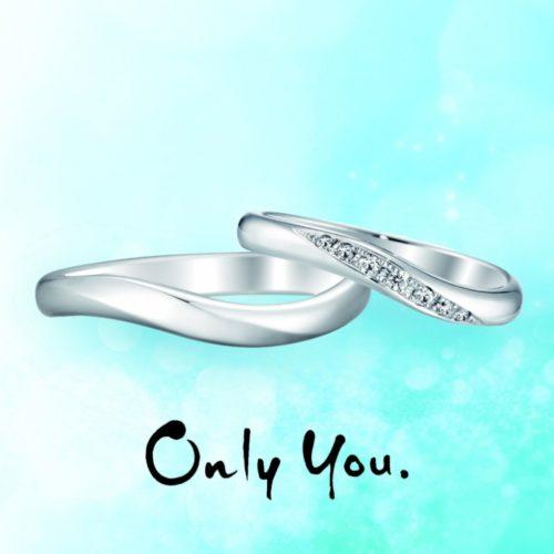 Onlyyouオンリーユーの結婚指輪でQCPOYIB58/580