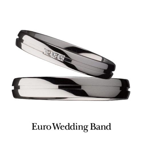 ユーロウェディングバンドの結婚指輪で20085シリーズ