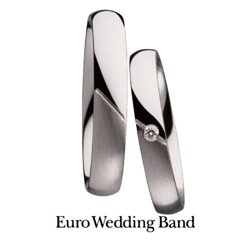 ユーロウェディングバンドの結婚指輪で20137しりーず