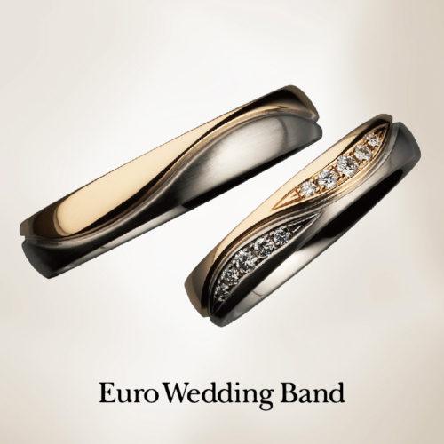 ユーロウェディングバンドの結婚指輪で28029シリーズ