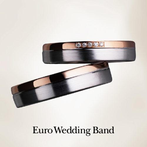 ユーロウェディングバンドの結婚指輪で30708/40708