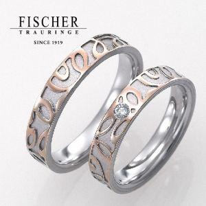 FISCHERの結婚指輪で289シリーズ