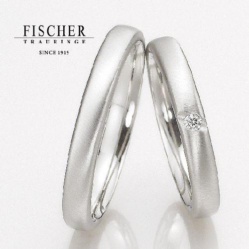 FISCHERの結婚指輪で139シリーズ