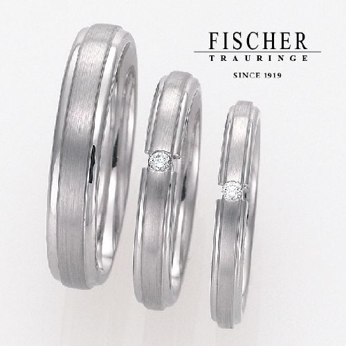FISCHERの結婚指輪で230シリーズ