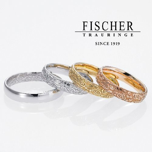 FISCHERの結婚指輪で309シリーズ