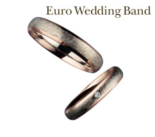 ユーロウェディングバンドの結婚指輪で31100/41100