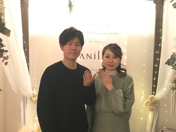 広島県福山市 FURRER JACOT(フラージャコー)の結婚指輪