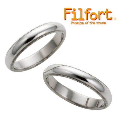 フィルフォールの結婚指輪でFT-107
