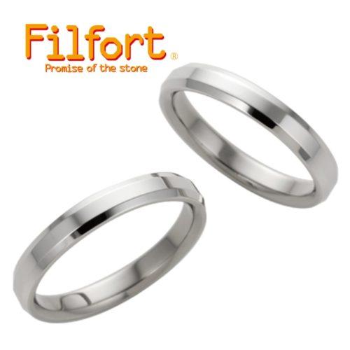 フィルフォールの結婚指輪でFT-108
