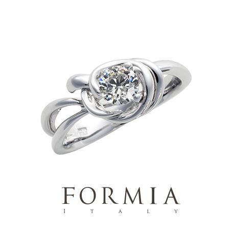 フォルミアの婚約指輪でガラッシア