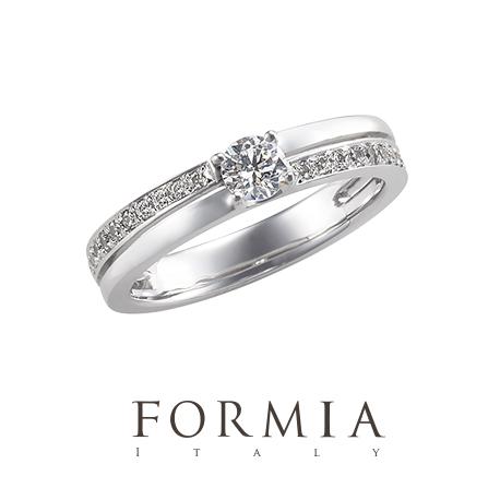 フォルミアの婚約指輪でフェリチタ