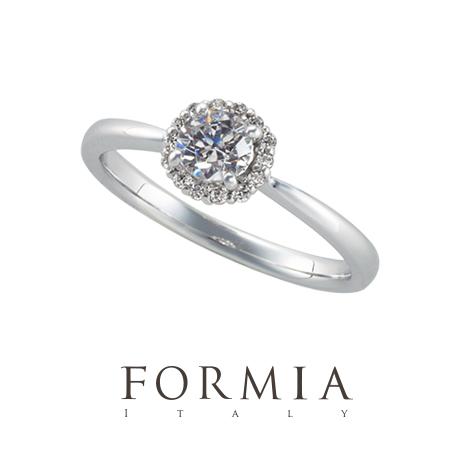 フォルミアの婚約指輪でブリランテ