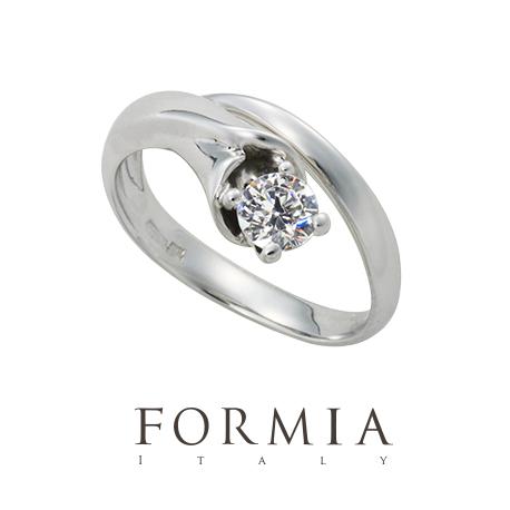 フォルミアの婚約指輪でカーラ