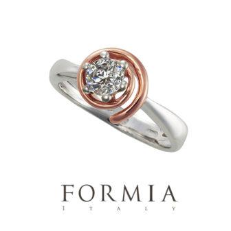 フォルミアの婚約指輪でアボルトロッソ