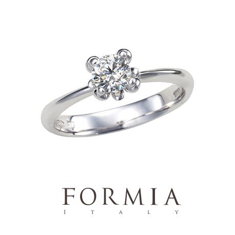 フォルミアの婚約指輪でフィオーレ