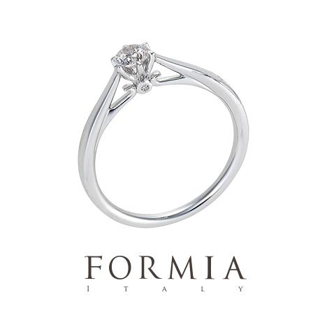 フォルミアの婚約指輪でエテルノ