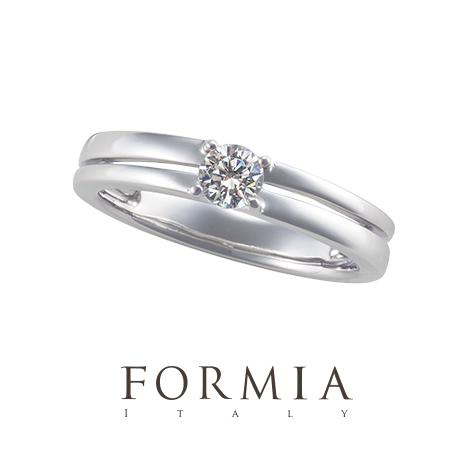 フォルミアの婚約指輪でフェリーチェ