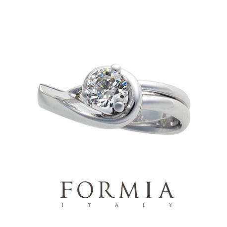 フォルミアの婚約指輪でセーニョ