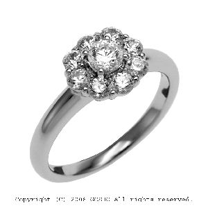 gardenオリジナルの婚約指輪でQ1854D_020