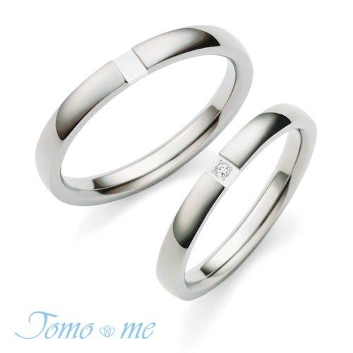 トモミの結婚指輪でオウチ