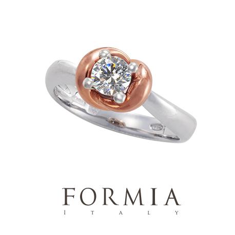 フォルミアの婚約指輪でシャルパロッサ