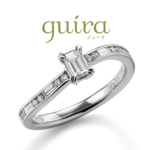 ジューラの婚約指輪でサンダルウッド