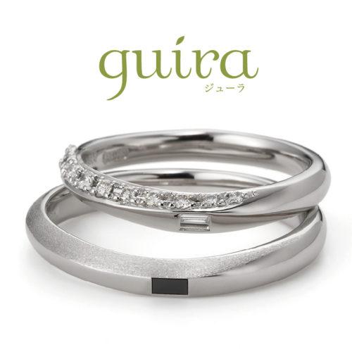 ジューラの結婚指輪でサンダルウッド