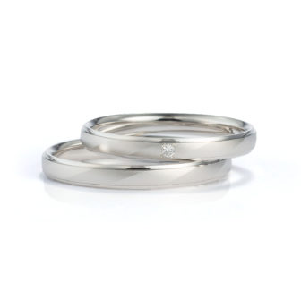 インセンブレの結婚指輪でINS06