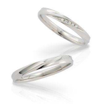 インセンブレの結婚指輪でINS01