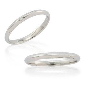 インセンブレの結婚指輪でINS02