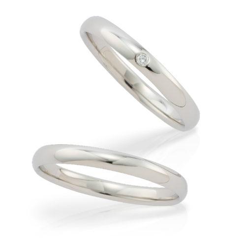 インセンブレの結婚指輪でINS04