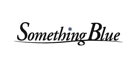 サムシングブルーのロゴ