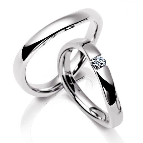 マイスターの結婚指輪で076シリーズ