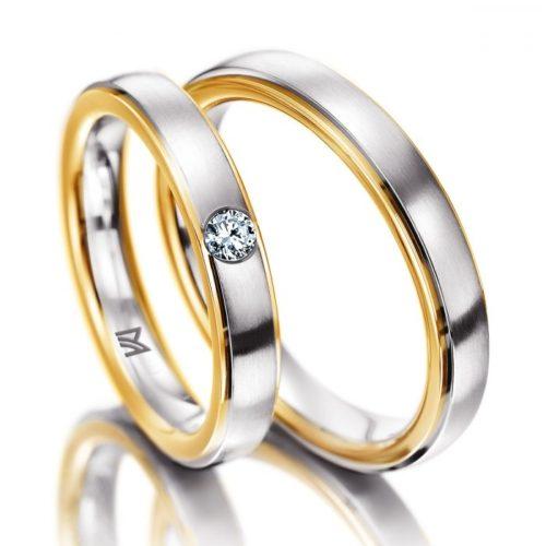 マイスターの結婚指輪で110シリーズ