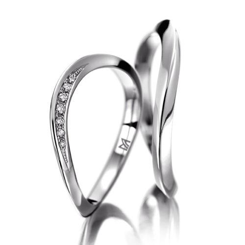 マイスターの結婚指輪で123シリーズ