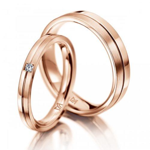 マイスターの結婚指輪で061と127シリーズ