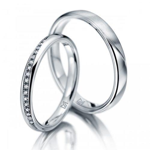 マイスターの結婚指輪で122と131シリーズ