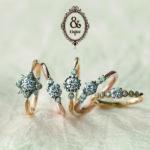 アンティークデザインが可愛い結婚指輪・婚約指輪16選