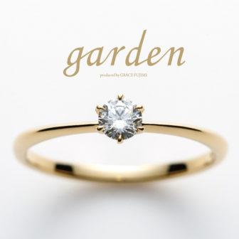 リトルガーデンの婚約指輪でダージリン